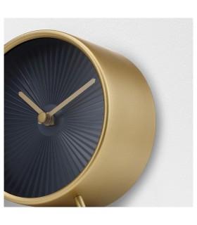 ساعت طلایی رو میزی ایکیا مدل SNOFSA