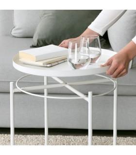 میز عسلی ایکیا مدل GLADOM