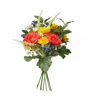 دسته گل رنگی ایکیا مدل SMYCKA