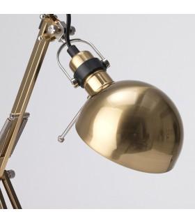 چراغ مطالعه ایکیا مدل FORSÅ رنگ طلایی