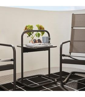 میز کنار مبلی ایکیا مدل HUSARÖ
