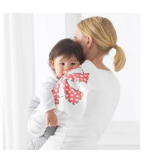 دستمال نوزاد ایکیا مدل BUSSIG