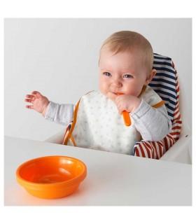 پیشبند غذا کودک ایکیا مدل STJÄRNBILD