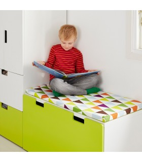 تشک اتاق کودک ایکیا مدل VISLA