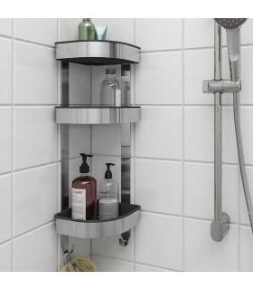 شلف گوشه حمام ایکیا مدل BROGRUND