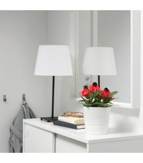 بوته گل مصنوعی ایکیا مدل FEJKA با گل قرمز
