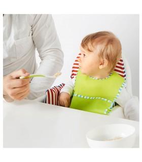قاشق غذای کودک ایکیا مدل BÖRJA بسته دو تائی