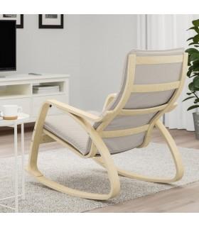 صندلی راکر ایکیا مدل POÄNG