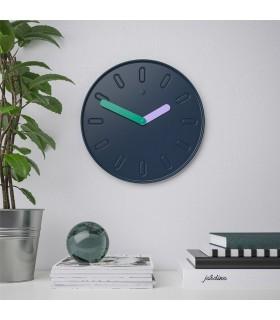 ساعت دیواری ایکیا مدل SLIPSTEN رنگ آبی