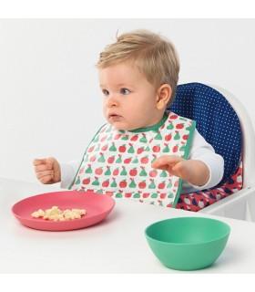 پیش بند غذای کودک ایکیا مدل MATVRÅ بسته 2 تایی