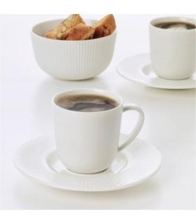 فنجان و نعلبکی اسپرسو ایکیا مدل OFANTLIGT